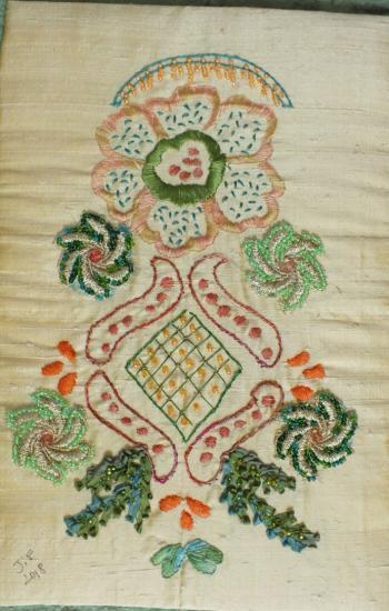 Archives du nord 2 art textile jacqueline fischer