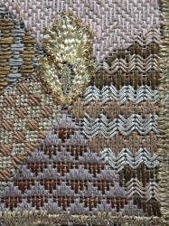 Art textile jacqueline fischer enluminures 1