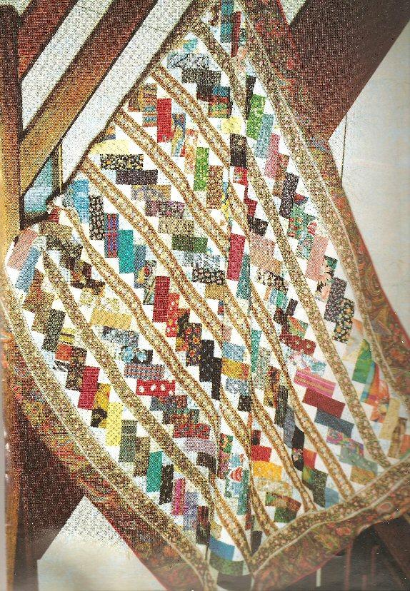 Briques empilees jacqueline fischer art textile 001 2