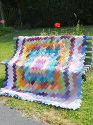 Dentelles decalees art textile jacqueline fischer