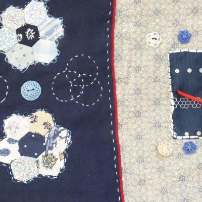 Dialogues textiles jacqueline fischer 1