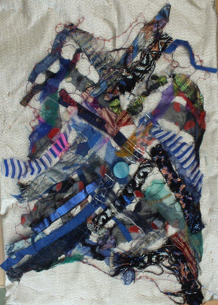 Drole de trames art textile jacqueline fischer