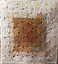 Eclats de soie jacqueline fischer art textile