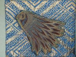 Enluminure 8 jacqueline fischer art textile