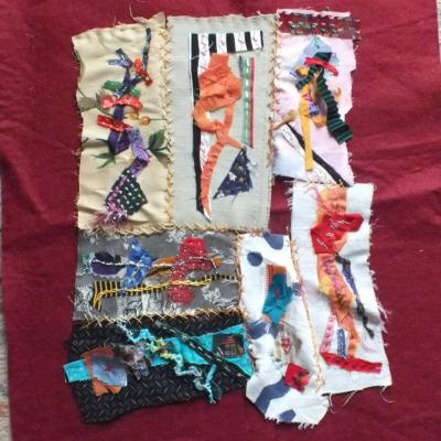 Entre deux 2 jacqueline fischer art textile