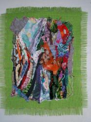 Errance textile 2red