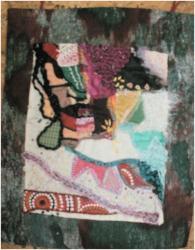 Froufrou jacqueline fischer art textile