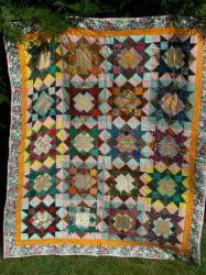 Heures d ete jacqueline fischer art textile