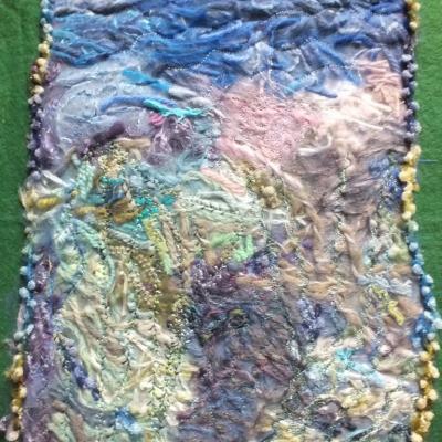 Improbables jardins 3 jacqueline fischer art textile