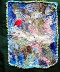 Improbables jardins jacqueline fischer art textile