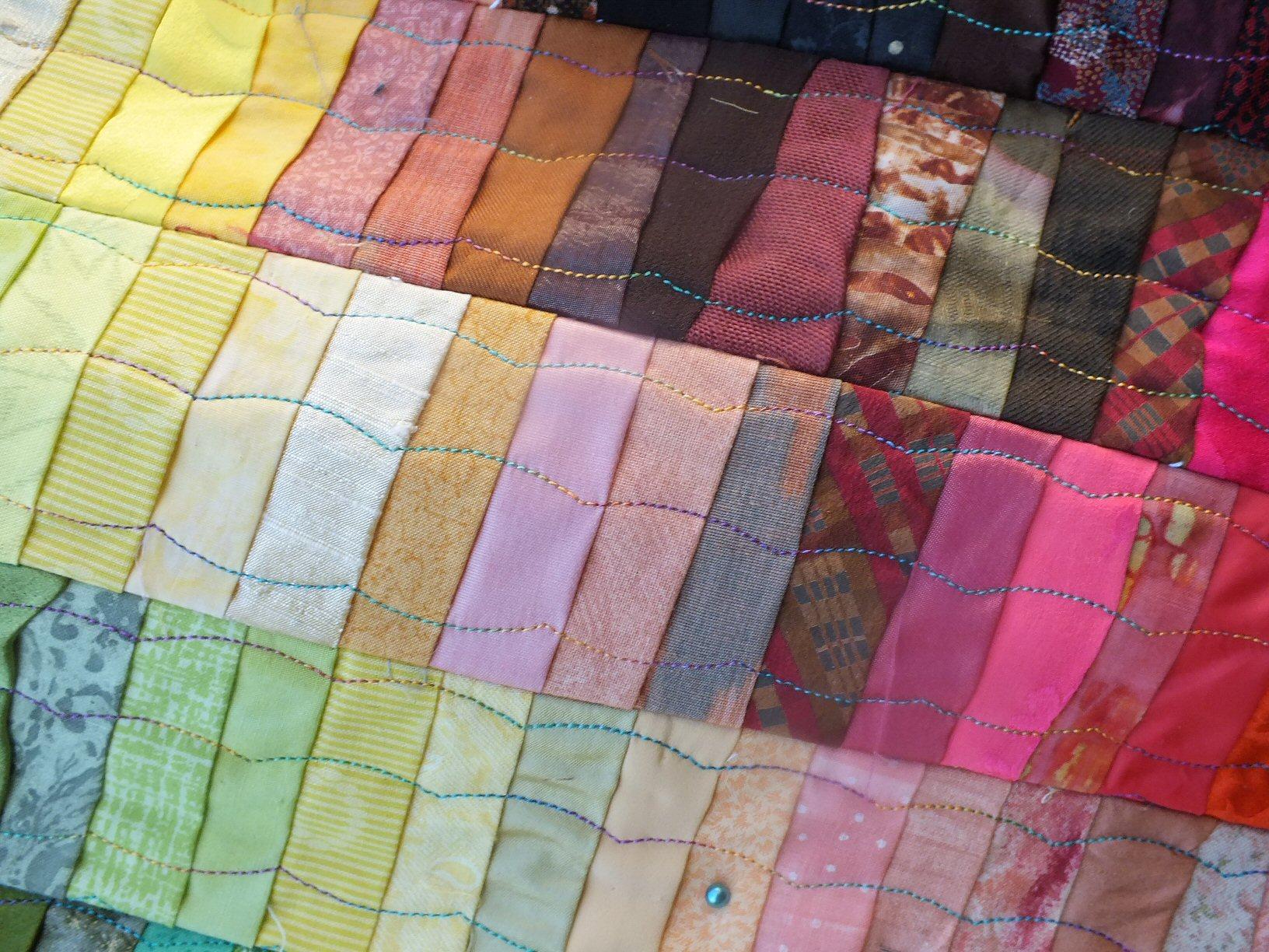 Jacqueline fischer art textile allegro vivace 5