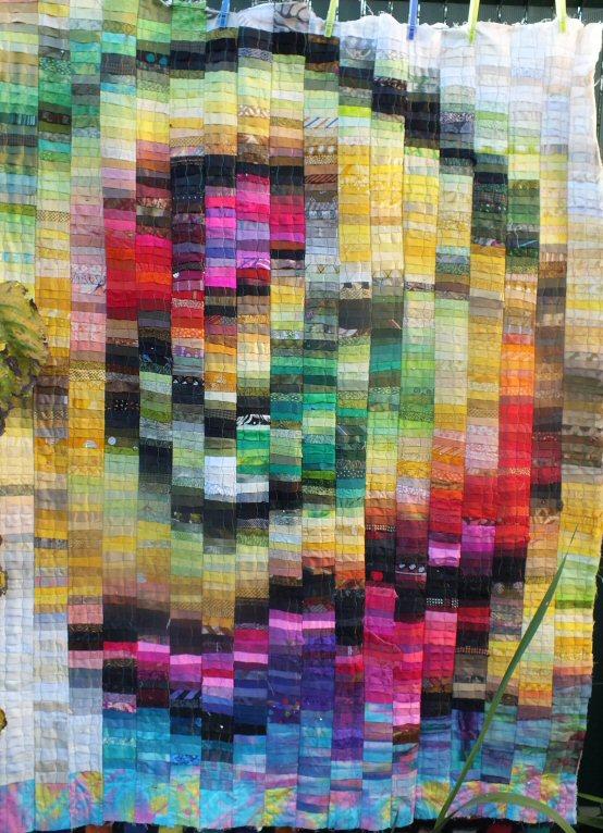 Jacqueline fischer art textile allegro vivacered 12