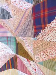 Jacqueline fischer art textile un dimanche a la campagne