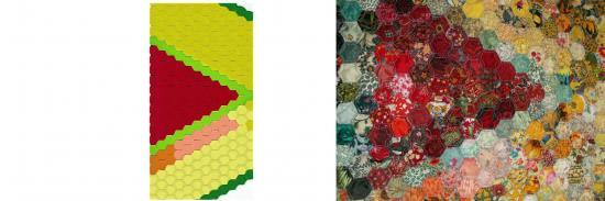 Jacqueline fischer le jardin de l abeille detail