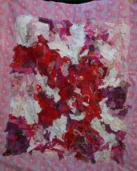 Jacqueline fischer art textile effusion 1