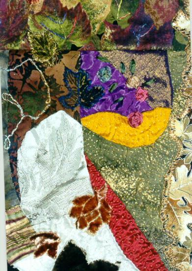 Jacqueline fischer art textile text iles exposition 2004 galerie racine 4