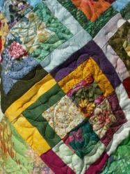Jardin secret jacqueline fischer art textile 1