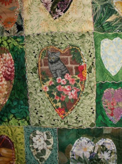 Jardin d amour detail1