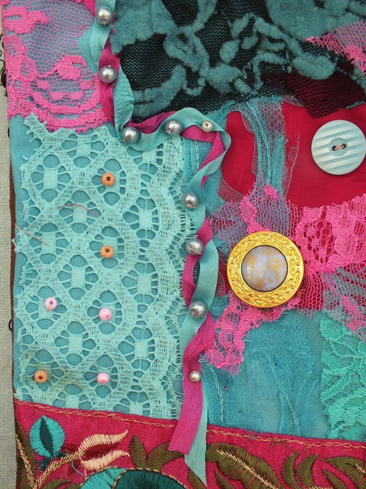 Keepsake livre textile jacqueline fischer 12