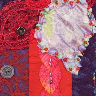 Keepsake livre textile jacqueline fischer 15