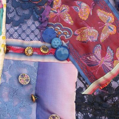 Keepsake livre textile jacqueline fischer 7