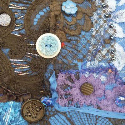 Keepsake livre textile jacqueline fischer 9