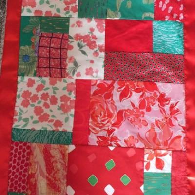 La grande parade 2 jacqueline fischer art textile