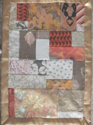 La grande parade 22 jacqueline fischer art textile
