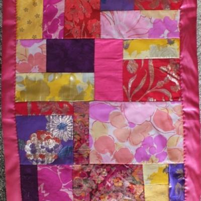 La grande parade 27 jacqueline fischer art textile