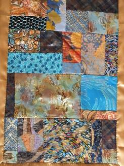 La grande parade 4 jacqueline fischer art textile