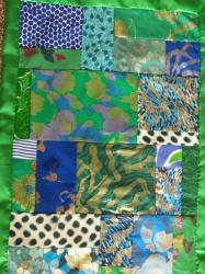 La grande parade 7 jacqueline fischer art textile