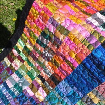 La nuance y est jacqueline fischer art textile quilt