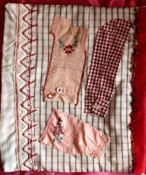 La page des manches lucette et jacqueline s jacqueline fischer art textile