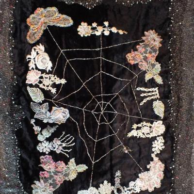 Le jardin d arachne jacqueline fischer 1