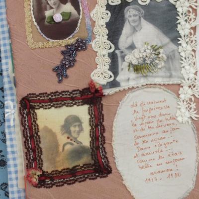 Livre pour elle la page du mariage
