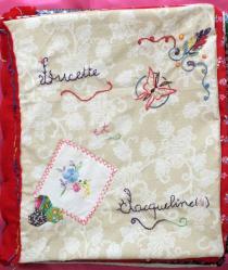 Lucette et jacqueline s premiere de couverture jacqueline fischer