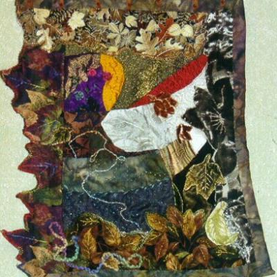 Mes avenirs jacqueline fischer art textile 2