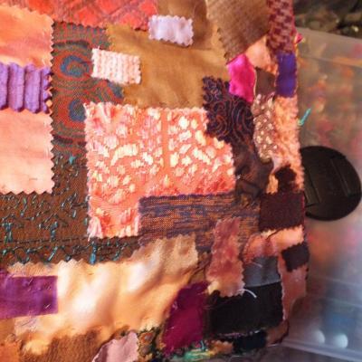 Morceaux choisis livre textile jacqueline fischer 5