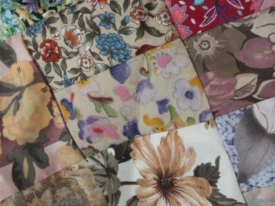 Parterres art textile jacquieline fischer