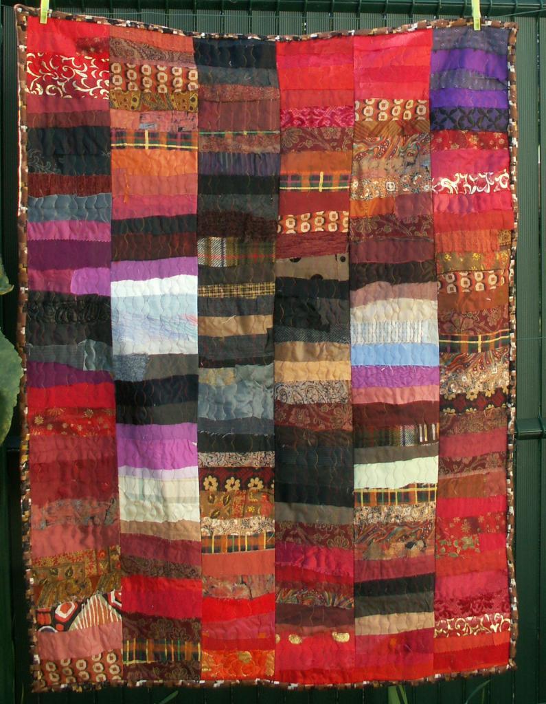 jacqueline fischer art textile  les couleurs de ma terre