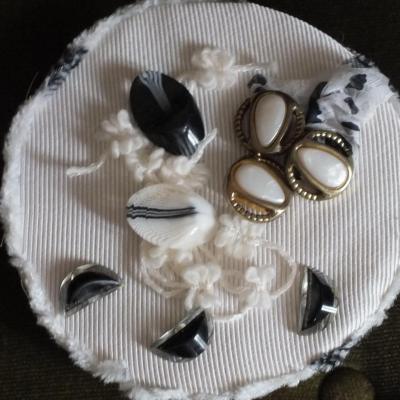 Ronds dans l o jacqueline fischer art textile 3