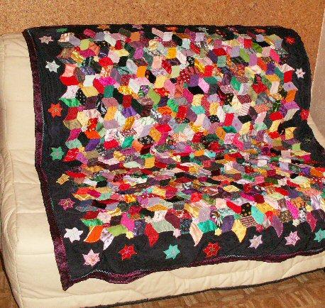 Un avenir radieux jacqueline fischer art textile