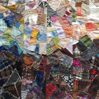 Un voyage d hiver jacqueline fischer art textile